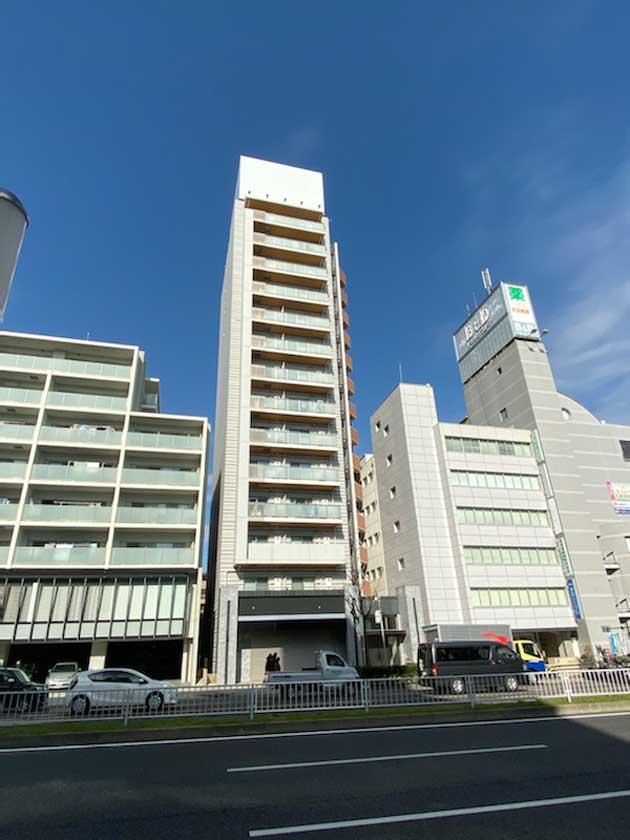 一社マンション(名古屋市)