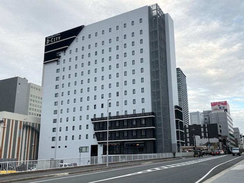 ダイワロイヤルホテル名古屋納屋橋(名古屋市)