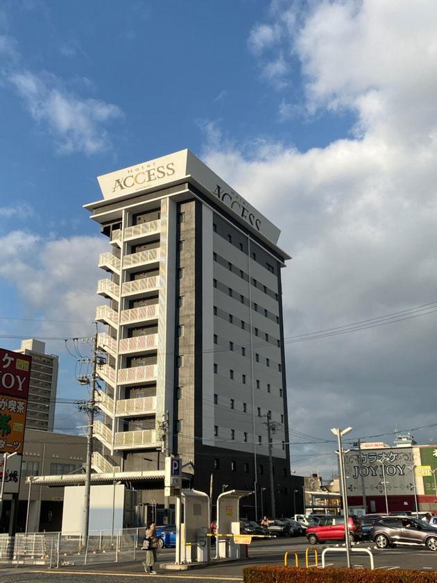 アクセスイン西尾(西尾市)